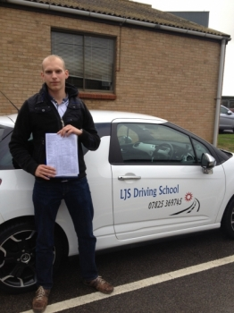 Well done to Timothy Dent for Passing your Practical Driving Test today 28th September A First Time Pass <br />
